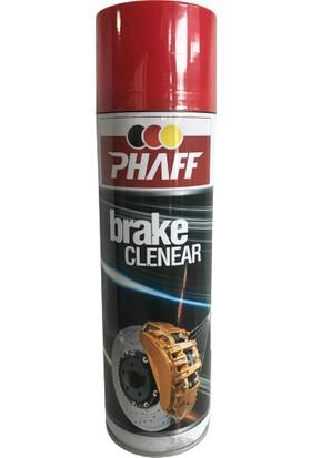Phaff Brake Clener Fren Balata Spreyi 500 ml