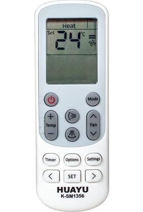 Huayu K-SM1356 Samsung Universal Klima Kumanda