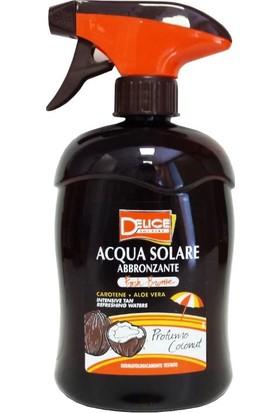 Delice Solaire Acqua Abbronzante Sprey 500 ml Bronzlaştırıcı Güneş Suyu