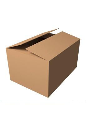 Boxplant E-Ticaret Karton Taşıma Taşınma Kolisi 30 x 50 x 30 cm 5'li