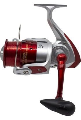 Remixon Cougar 6000 Red Spin Olta Makinesi