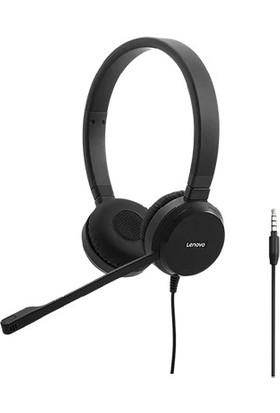 Lenovo Pro Wired Stereo Voıp Kulaküstü Kulaklık 4XD0S92991
