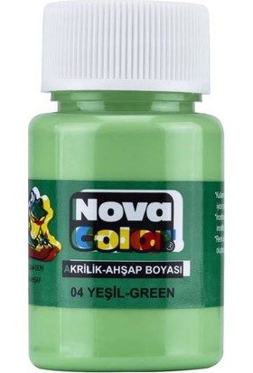 Nova Color Nc-179 Akrilik Boya 12 Renkli Set