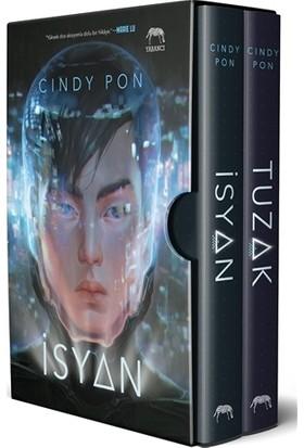 İsyan Kutu Seti (2 Kitap Takım) - Cindy Pon