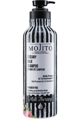 Mojito Süt Terapili Saç Bakım Seti