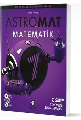 İrrasyonel Yayınları 7. Sınıf Astromat Matematik Yeni Nesil Soru Bankası
