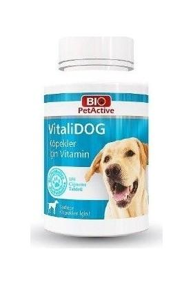 Bio Petactive Vitalidog Paste Köpekler İçin Vitamin 100 ml