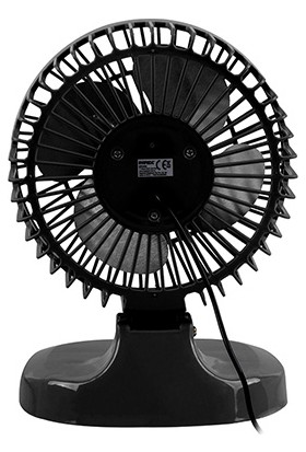 "Everest EFN-503 7"" Masa Üstü USB Fan"