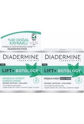 Diadermine Lift+ Botology Gündüz Kremi 50 ml + Gece Kremi 50 ml
