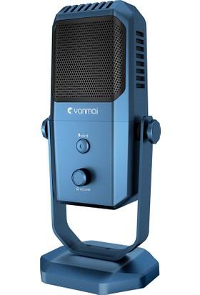 Yanmai SF-900 USB Mikrofon Stüdyo Kayıt Kondenser (Yurt Dışından)