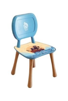 Popcorn Kids Korsan Aktivite Sandalye 2 - 6 Yaş