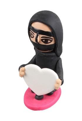 Nan Biblo Bebek Arap Kadın