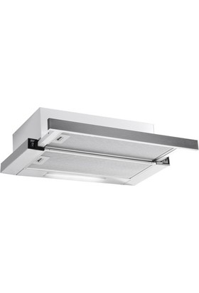 Alveus F6 Ecr Inox Panel - Beyaz Aspiratör
