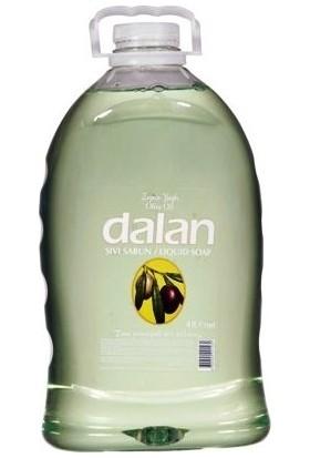 Dalan Sıvı Sabun 4 kg Zeytin