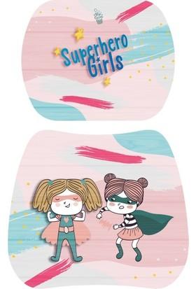 Popcorn Kids Power Girl Aktivite Sandalye