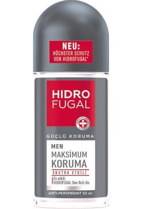 Hıdrofugal Men Maksimum Koruma Roll On Deodorant 50 ml
