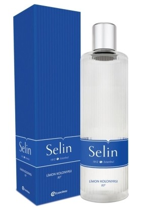 Selin Limon Kolanyası 200 ml x 6