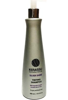 Kerassu Silver Shine Şampuan 400 ml