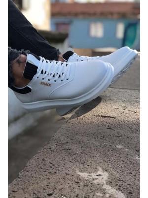 Knack Günlük Ayakkabı 055 Beyaz