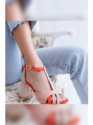 Limoya Jazmine Topuklu Sandalet
