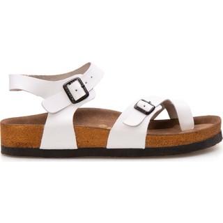 Pegia Hakiki Deri Parmak Arası Kadın Sandalet 215513