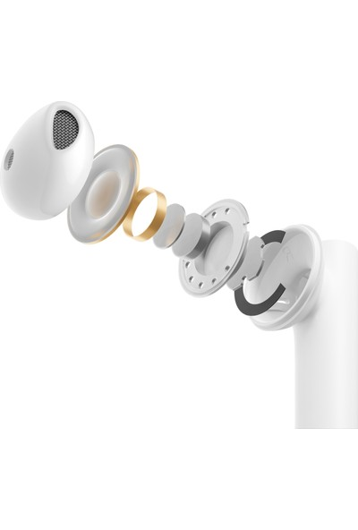Xiaomi Mi True Wireless Earphones 2 Basic - Beyaz