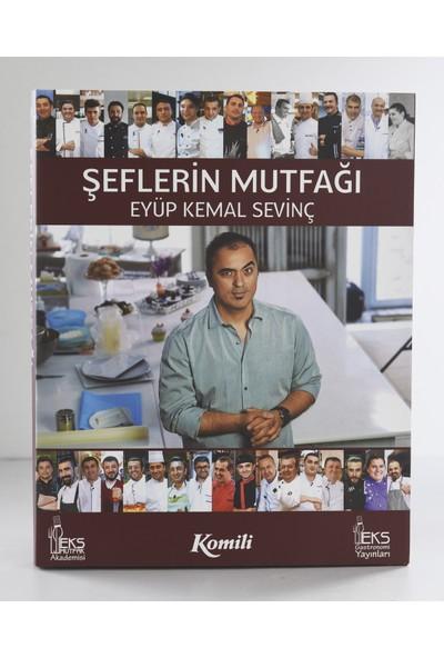 Şeflerin Mutfağı-Eyüp Kemal Sevinç