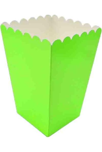 Crv Mısır Kutusu Yeşil 10 Adet