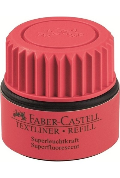 Faber-Castell 1549 Fosforlu Kalem Mürekkebi