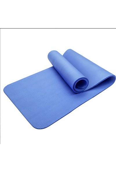 Yogatime Pilates Mat 10 mm Mavi