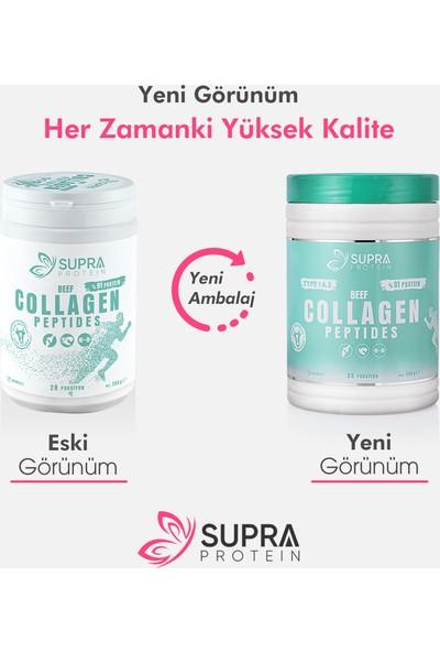 Supra Protein Beef Collagen Kolajen Hidrolizat İçeren Toz Takviye Edici Gıda 280 gr
