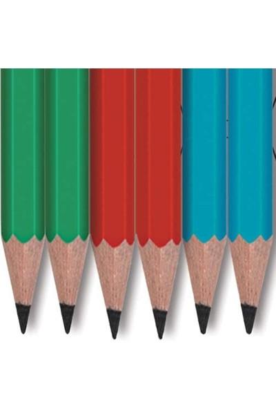 Faber-Castell Mercanlı Kurşun kalem 4Lü Blister