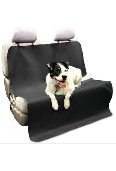 Ankaflex Araba Oto Araç Arka Koltuk Kedi Köpek Koltuk Kılıfı Araç Içi Şiltesi Su Sıvı Koruyucu Örtü