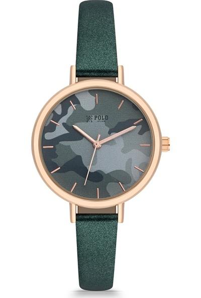 Luis Polo P1067-BK-07 Kadın Kol Saati