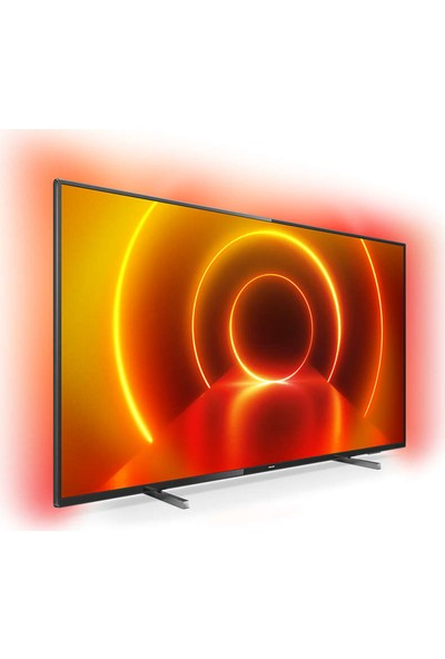 Philips 50PUS7805/62 50'' 126 Ekran Uydu Alıcılı 4K Ultra HD LED Smart TV