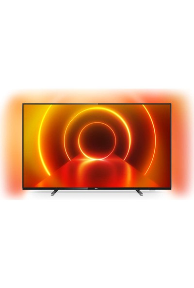 Philips 43PUS7805/62 43'' 108 Ekran Uydu Alıcılı 4K Ultra HD LED Smart TV