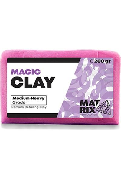 Matrix Micro-Coatings Magic Clay Bar Kil Aşındırıcı