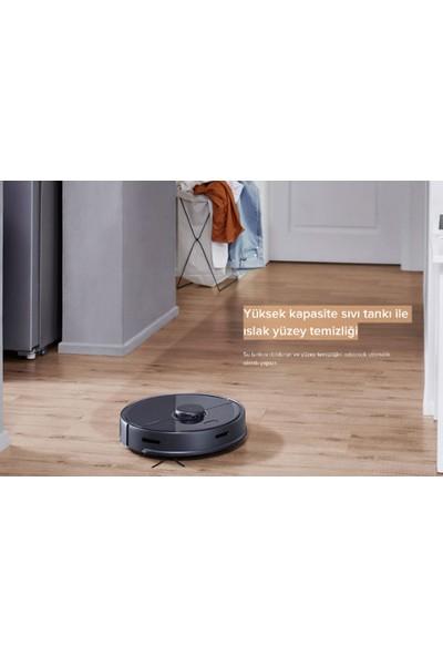 Roborock S5 Max Vacuum Cleaner Siyah Akıllı Robot Süpürge ve Paspas