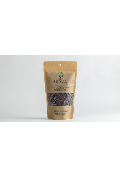 Zerya Kuşburnu Meyvesi 250 gr