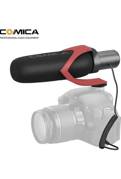 Comica CVM-V30 Pro Süper-Kardioid Yönlü Kondenser Video (Yurt Dışından)