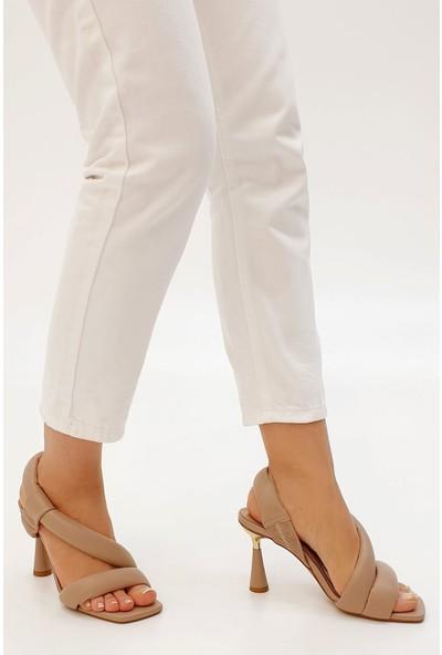 Marjin Kadın Manado Topuklu Ayakkabı
