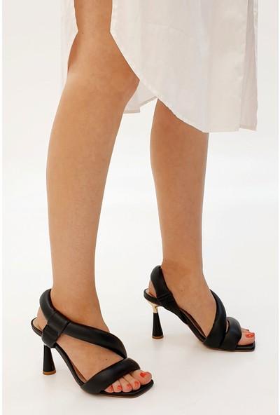 Marjin Manado Topuklu Ayakkabı