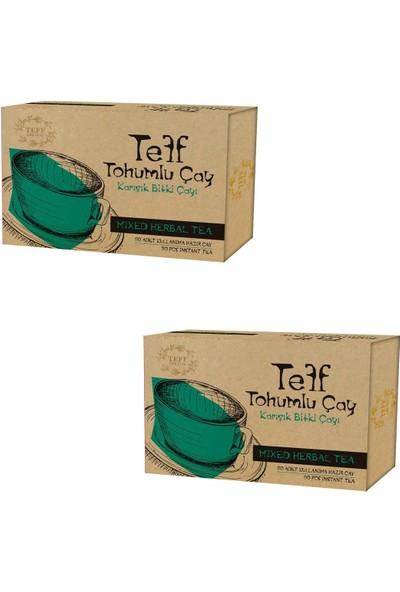 Ukko Cosmetics Teff Life Slim - 2 Kutu