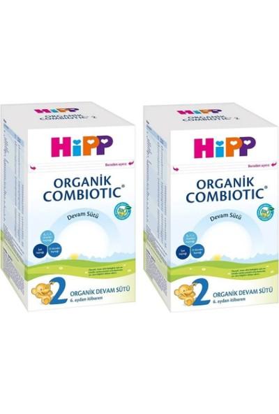 Hipp 2 Organik Combiotic Devam Sütü 800 gr x 2 Adet