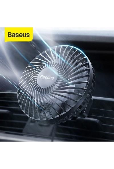 Baseus Departure Araç Havanlandırma Tutucu Fan Oto Fan Vantilatör Soğutucu CXQC-A03