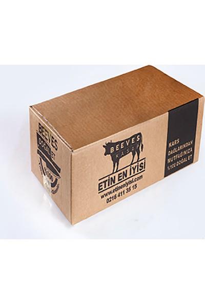 Beeves Etin En İyisi Dana KatkısızDana Kavurma 600 gr