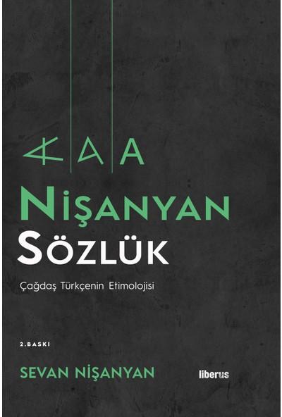 Nişanyan Sözlük Çağdaş Türkçenin Etimolojisi (Ciltli)