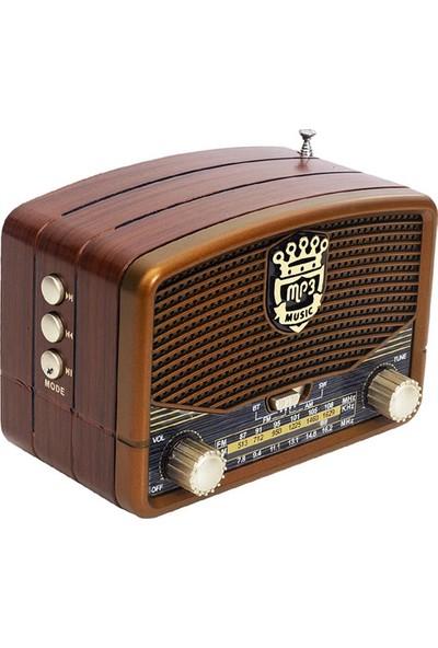 Everton Rt 307 Nostaljik USB Bluetooth Radyo