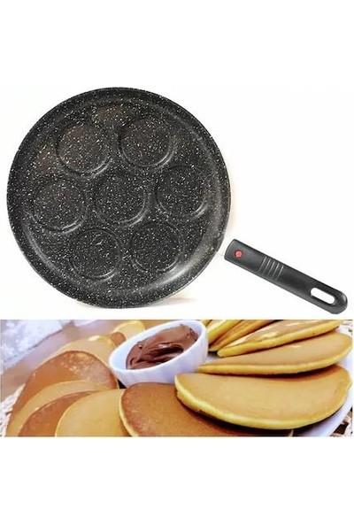 Papilla Pancake Mücver Tava Tak Çıkar Saplı 28 cm
