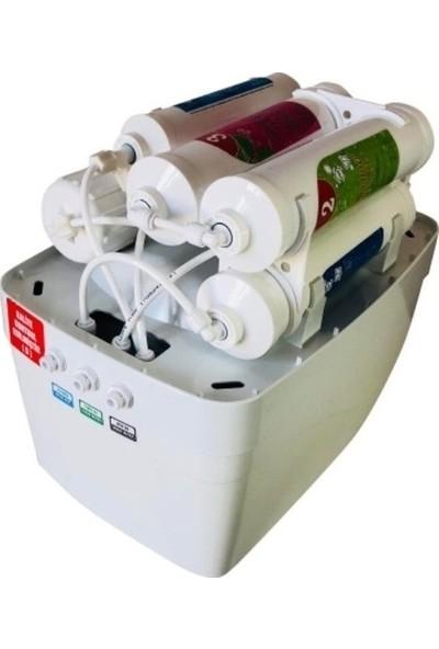 Naturel S10 Antibakteriyel 9 Aşamalı Su Arıtma Cihazı